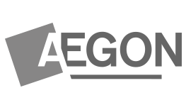 Premium Merk Aegon Logo Samenwerking BigFish Animatiestudio