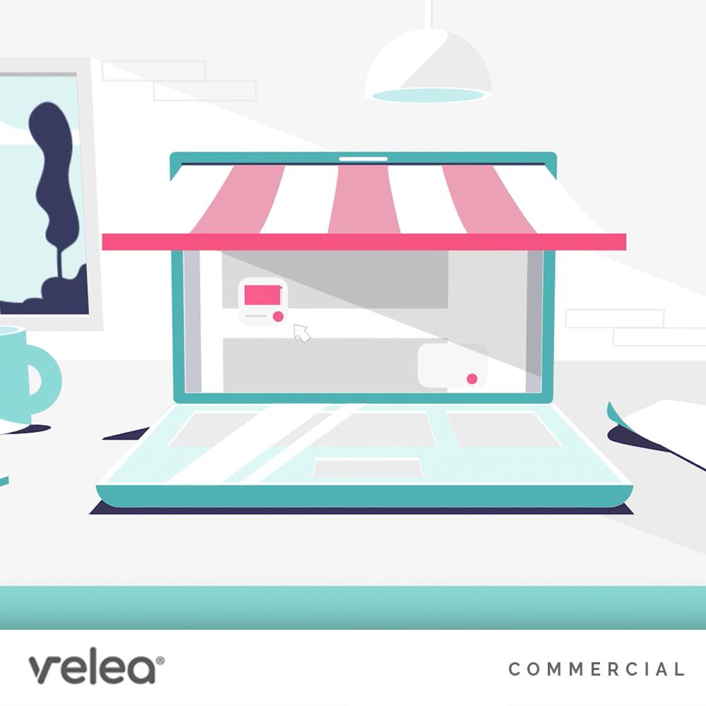 Project Velea Commercial Animatie