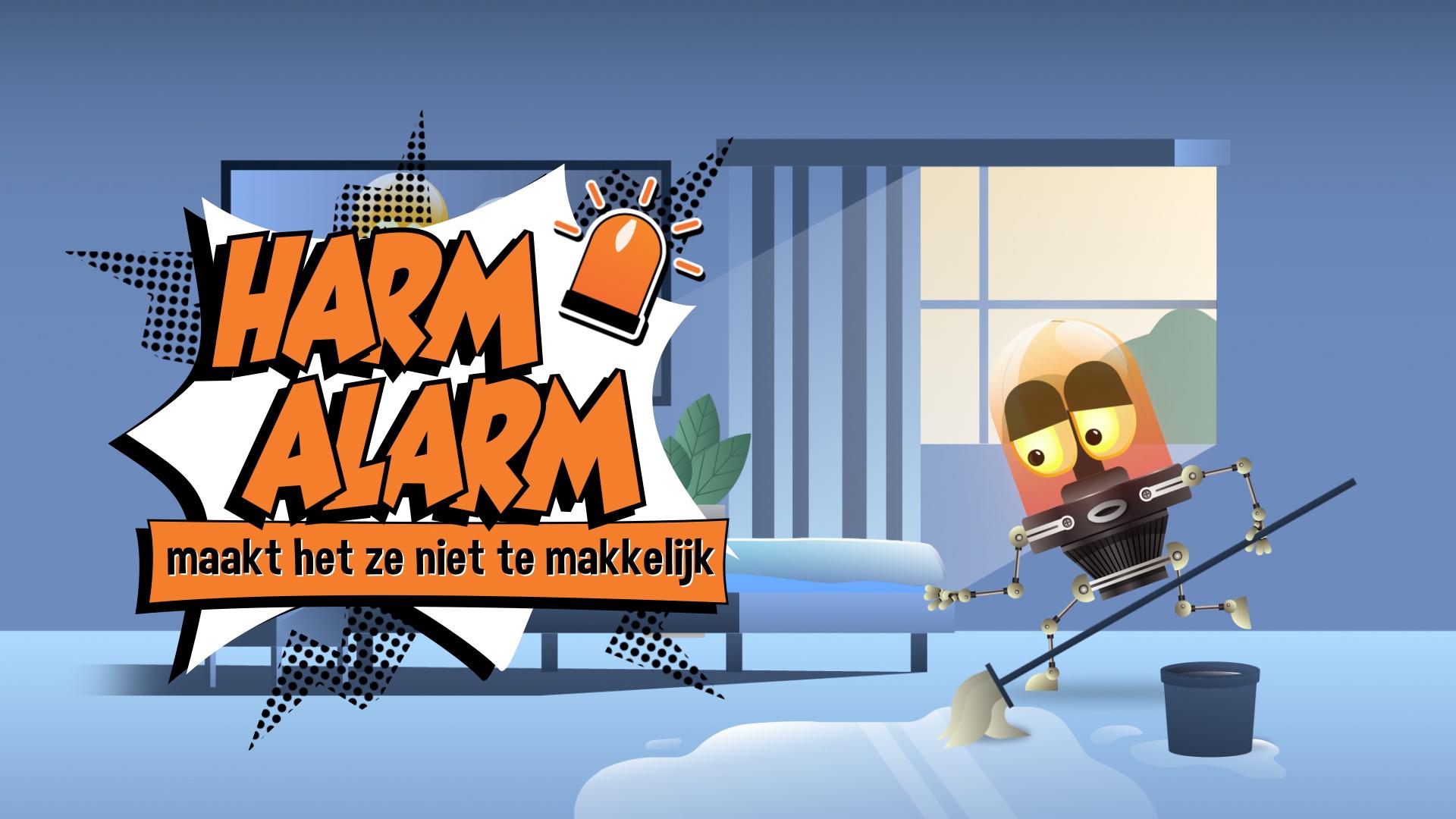 Harm Alarm Case Animatie 2